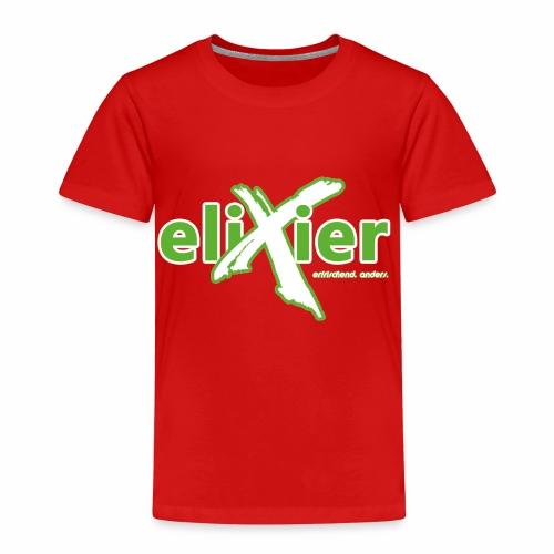 eliXier Logo - Kinder Premium T-Shirt
