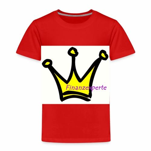 Finanzexperte - Kinder Premium T-Shirt