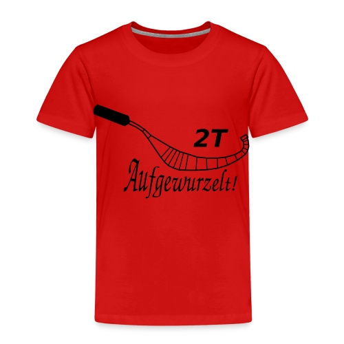 Auspuff 8 - Kinder Premium T-Shirt