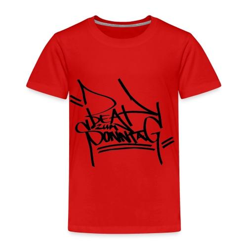 BZS1 - Kinder Premium T-Shirt