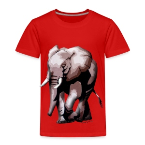 Big Elephant - Kinder Premium T-Shirt