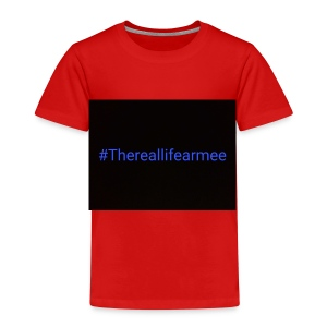 #thereallifearmee merch - Kinder Premium T-Shirt