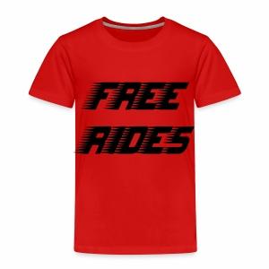 Free Rides - Kinderen Premium T-shirt