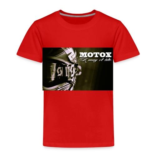MOTOX a way of Life - Kinderen Premium T-shirt