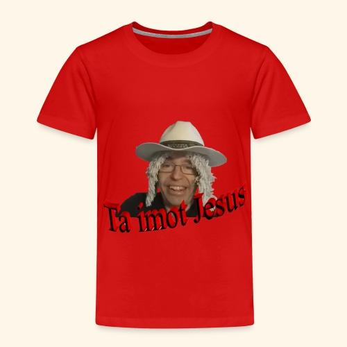 Moppen på toppen - Premium T-skjorte for barn
