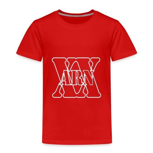 logo weiss1080 - Kinder Premium T-Shirt