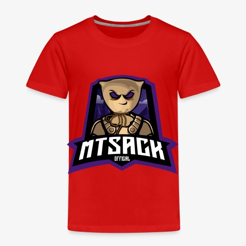 MTsack official Logo - Kids' Premium T-Shirt