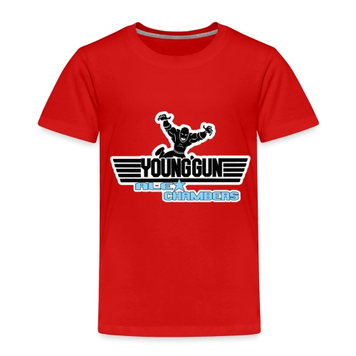 Young Gun Alex Chambers Official Products - Kids' Premium T-Shirt