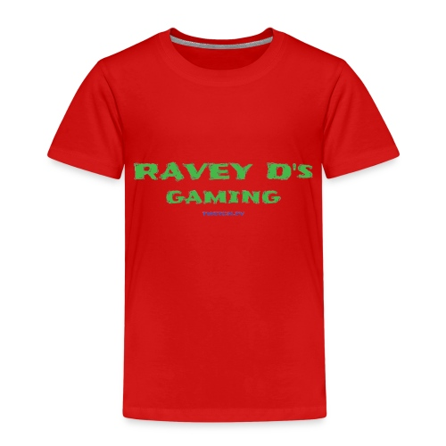 Ravey D's Gaming - Kids' Premium T-Shirt