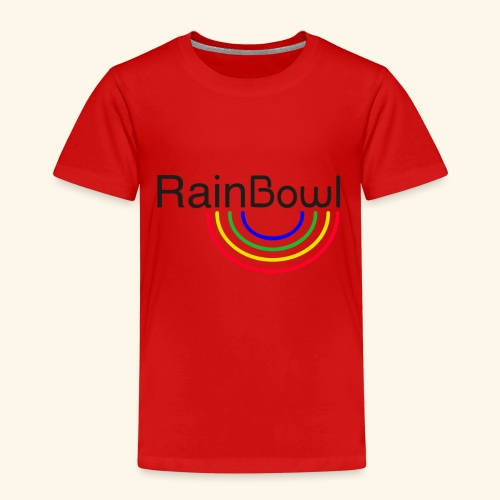 Rainbowl standard - Kinder Premium T-Shirt