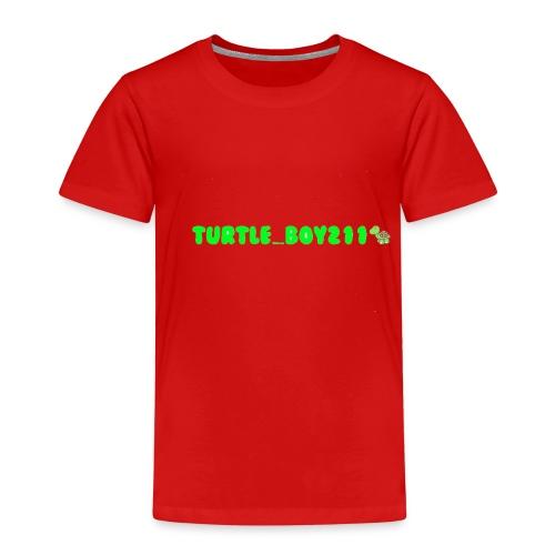 Turtle_Boy211 Merch for Kids! - Kids' Premium T-Shirt