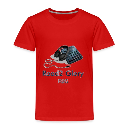 Road2 Glory Logo - Kids' Premium T-Shirt