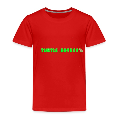 Turtle_Boy211 Merch for Kids! - Kids' Premium T-Shirt