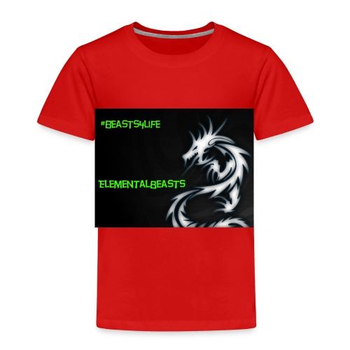 ElementalDragonYT merchandise - Kids' Premium T-Shirt