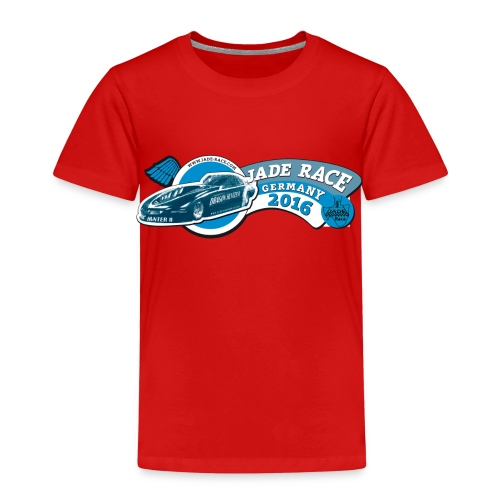 Jade Race 2016 - Kinder Premium T-Shirt