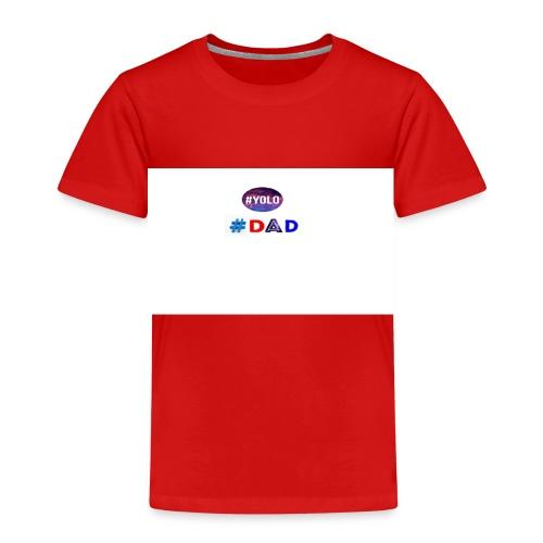 dad merch - Kids' Premium T-Shirt