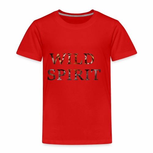 Wild Spirit - Kids' Premium T-Shirt