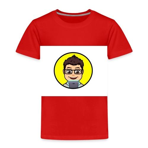Youtube kanaal icon zonder naam - Kinderen Premium T-shirt