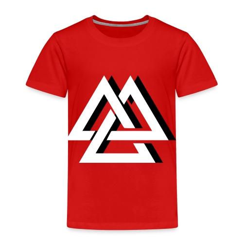 Un effet de trois Triangle - T-shirt Premium Enfant