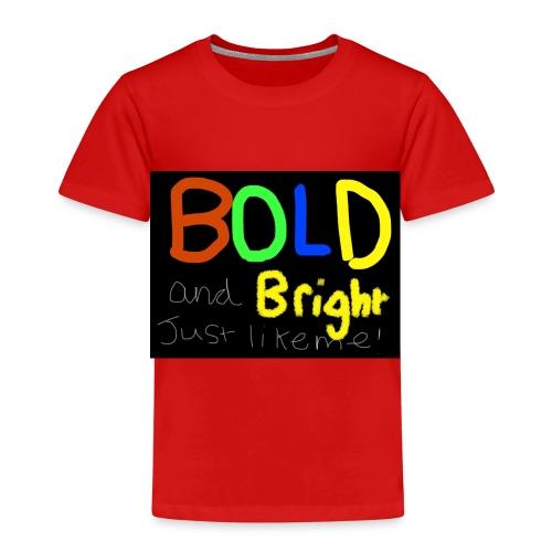 Bold and bright - Kids' Premium T-Shirt