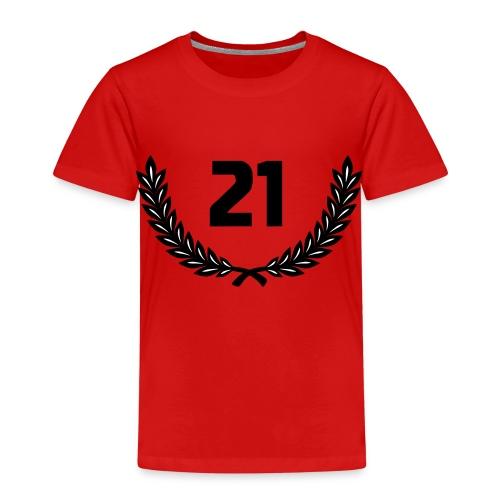 21 Guns - 21 Salutschüsse - Zahl - Kinder Premium T-Shirt
