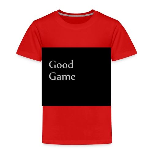 Good Game - Kinder Premium T-Shirt