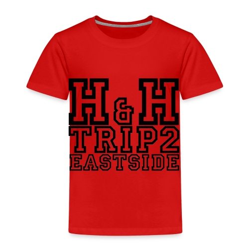 Huschka cock - Kids' Premium T-Shirt