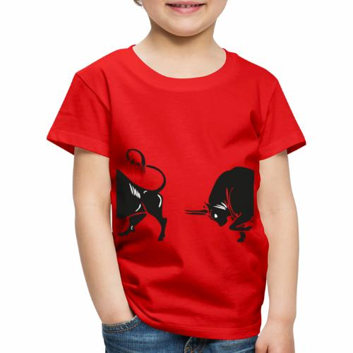 TORO - BULL - Maglietta Premium per bambini