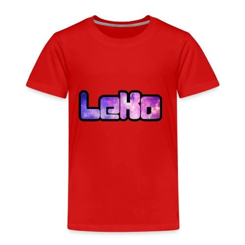 LeKo - Kinder Premium T-Shirt