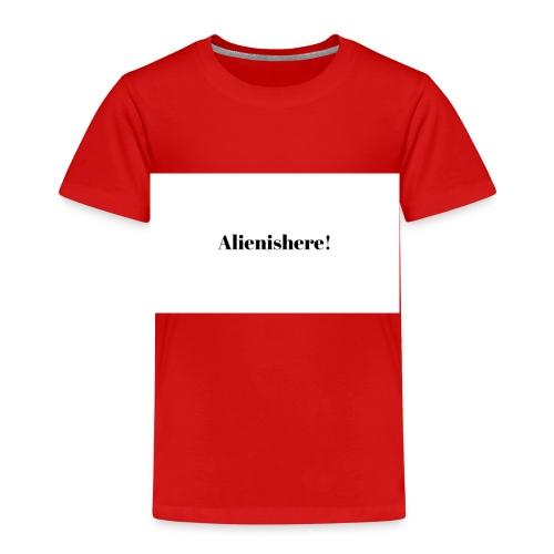 Alienishere - Kids' Premium T-Shirt