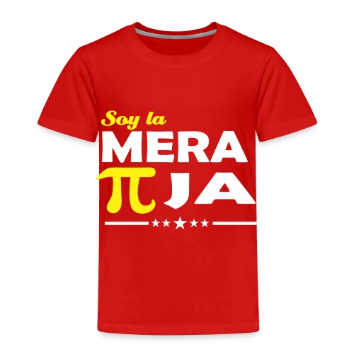 CAMISETA SOY LA MERA PIJA - Camiseta premium niño