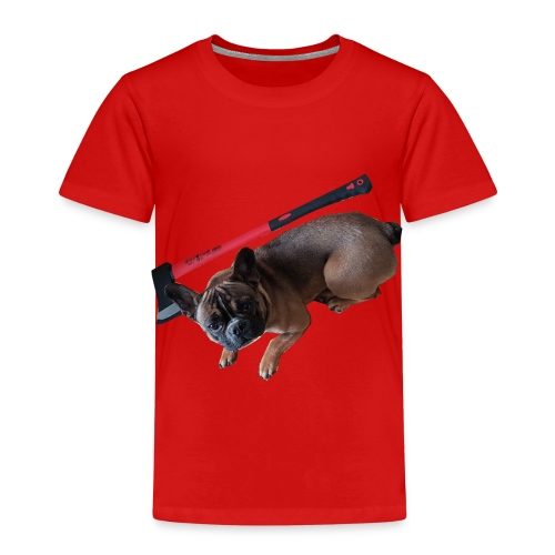 Bully kennt die Antwort - Kinder Premium T-Shirt