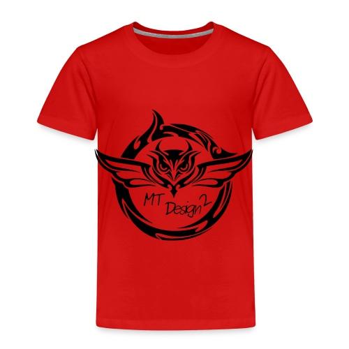 MT Design Logo - Kinder Premium T-Shirt