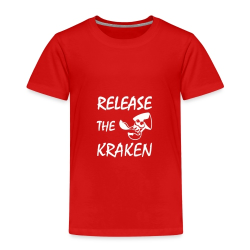 Release The Kraken - Kids' Premium T-Shirt