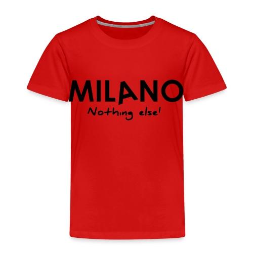 milano nothing else - Maglietta Premium per bambini