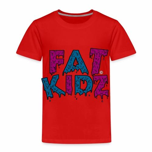 Fat Kidz - Premium-T-shirt barn