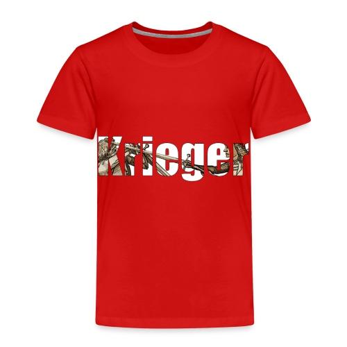 krieger - Kinder Premium T-Shirt