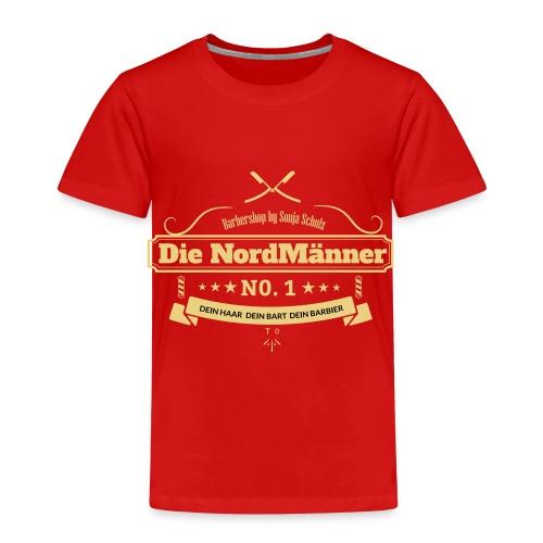 beige logo - Kinder Premium T-Shirt