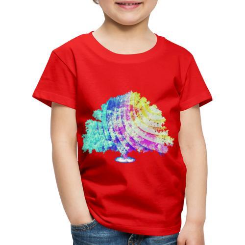 Sommarträdet - Premium-T-shirt barn