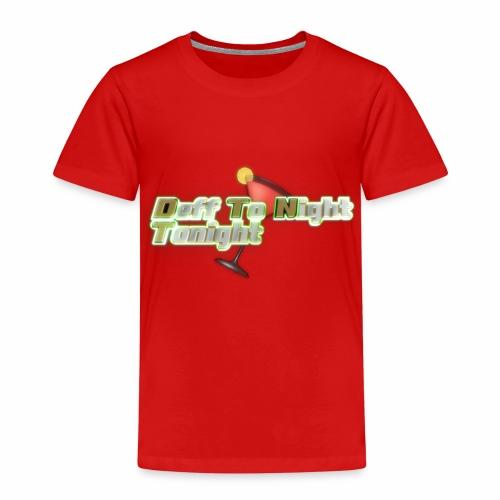 LOGO Deff To Night Tonight ete - T-shirt Premium Enfant
