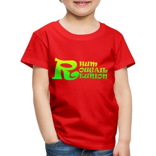 rhum vert - T-shirt Premium Enfant
