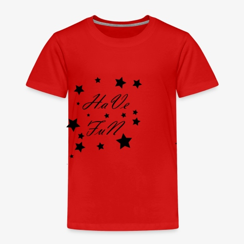 Have Fun - Koszulka dziecięca Premium