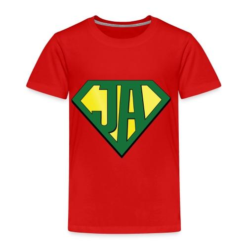 JA super hero - Kids' Premium T-Shirt