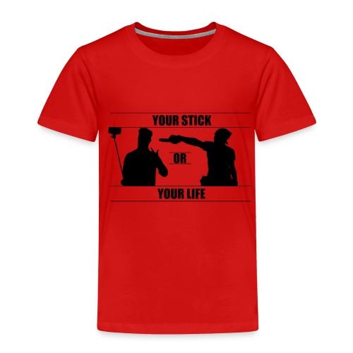 Stick Shirt 2015 - Camiseta premium niño