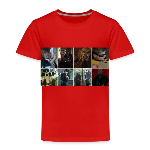 The Return Of The Sith Collage T-Shirt - Kinderen Premium T-shirt
