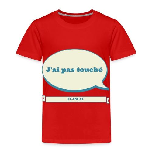 pas-touché-brandao - T-shirt Premium Enfant