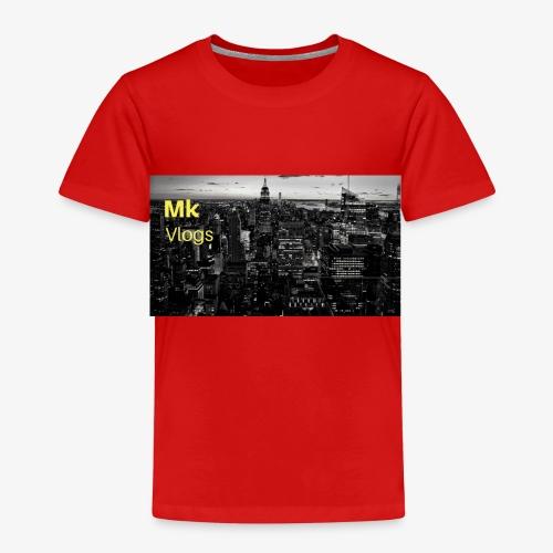 MK VLOGS 9 - Kids' Premium T-Shirt