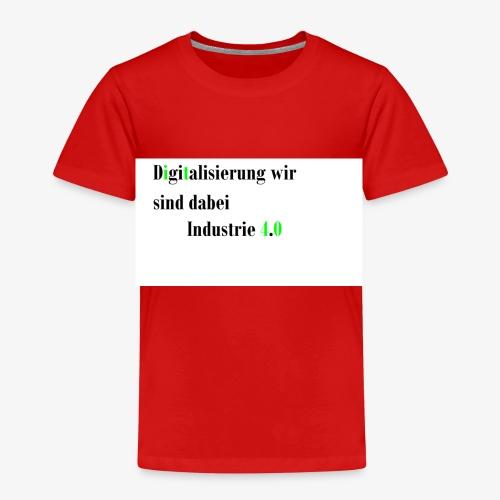 Industrie - Kinder Premium T-Shirt