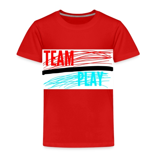 TEAM PLAY - Kids' Premium T-Shirt