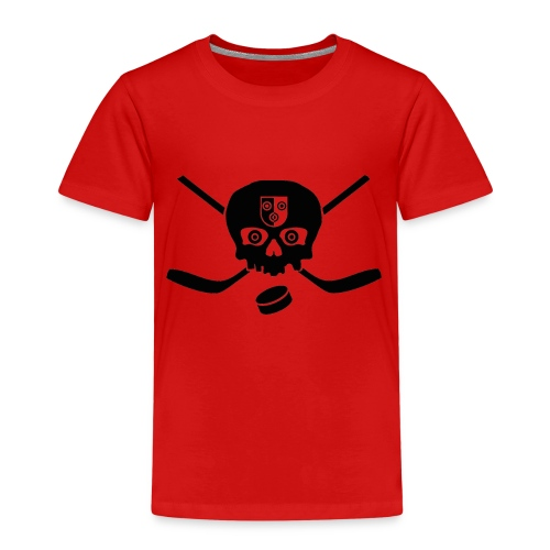 vintage oldschool black - Kinder Premium T-Shirt